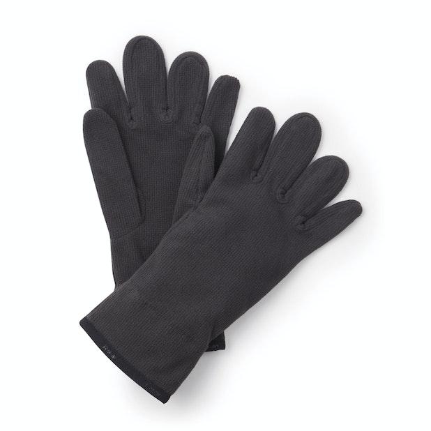 Microgrid Gloves - Lightweight, technical fleece gloves.