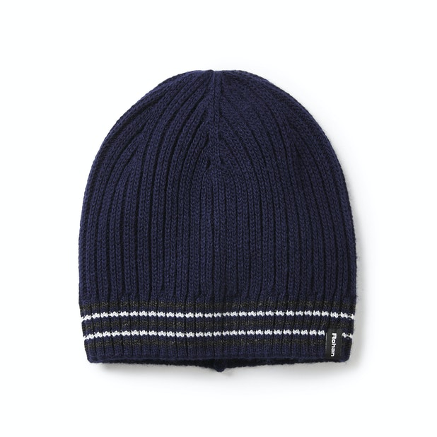 Anderson Hat - Reflective, beanie hat.