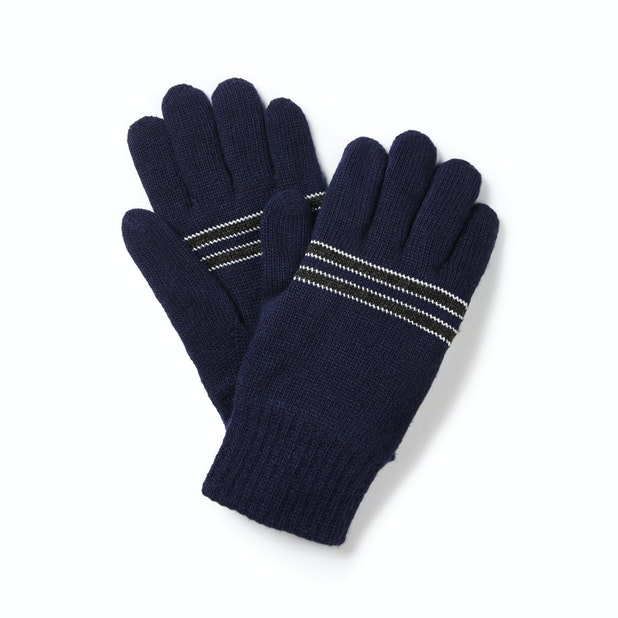 Anderson Gloves - Reflective, fleece lined gloves.