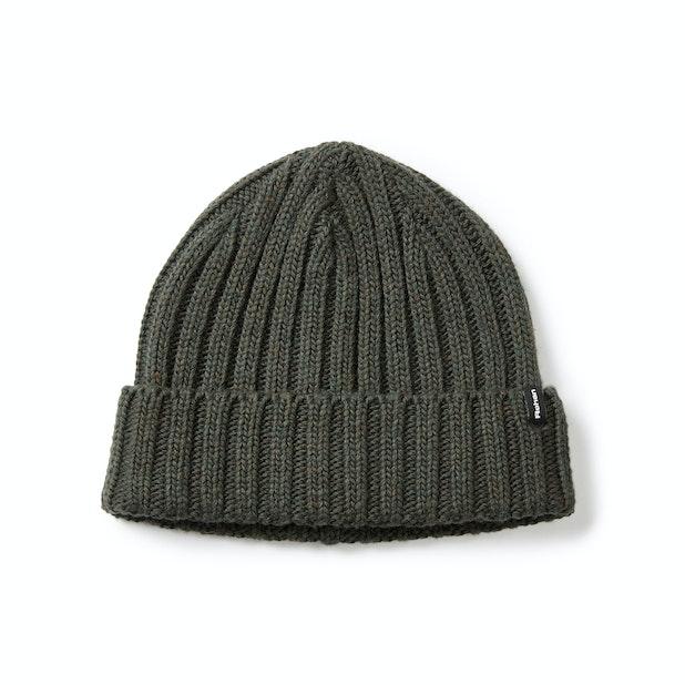Stevenson Hat - Knitted-effect, warm fleece hat.