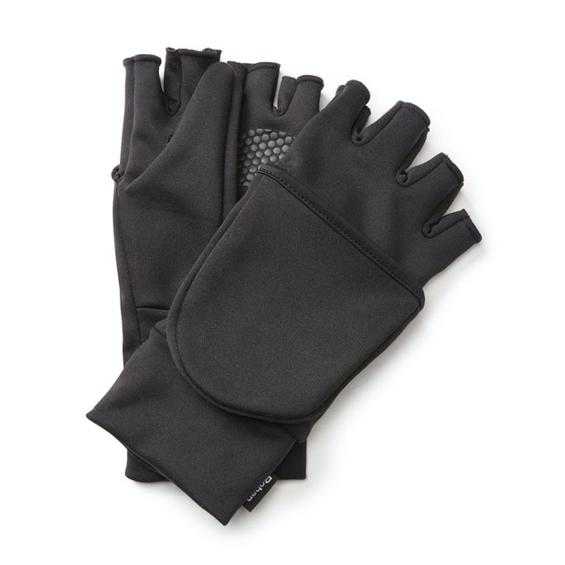 "Weather System Gloves: Convertible Mitt - <a href=""/christmas-gifts-hats-gloves-scarves "" style=""color:#7A1E21;font-weight:bold"">Qualifies for 20% off offer*</a>"