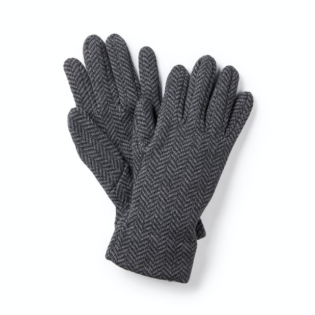 Finnic Gloves - Functional, printed fleece gloves.
