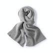 View Ellesmere Scarf - Light Grey Marl