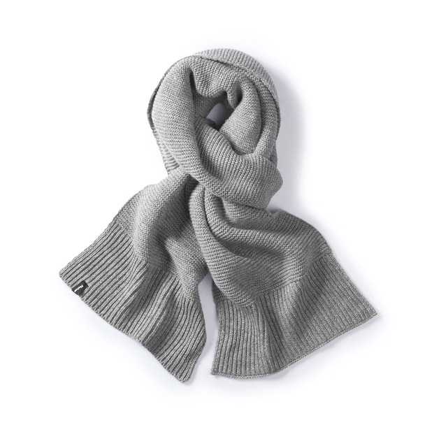 """Ellesmere Scarf - <a href=""""/christmas-gifts-hats-gloves-scarves """" style=""""color:#7A1E21;font-weight:bold"""">Qualifies for 20% off offer*</a>"""