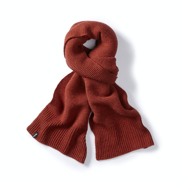 Ellesmere Scarf - Soft, technical scarf.