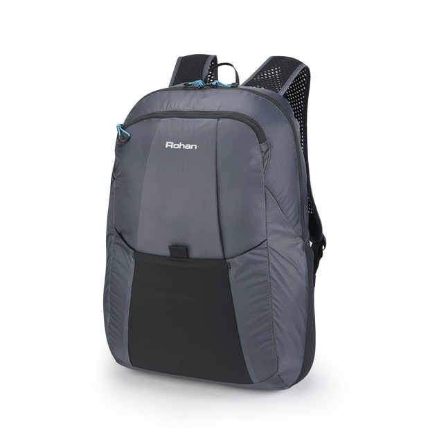 Travel Light Packable Backpack 25L - Packable lightweight daysack.