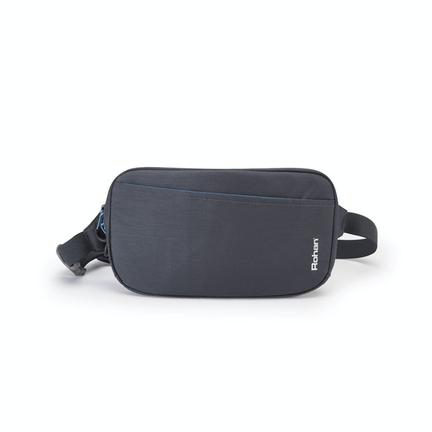 RFID Protected Document Belt Pouch - Protective document belt pouch.