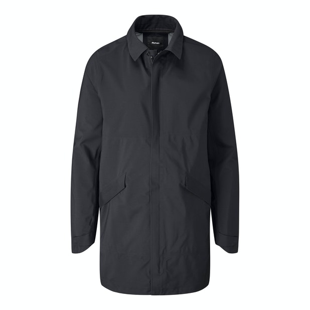 Newtown Mac - Waterproof, breathable mac for city travel.