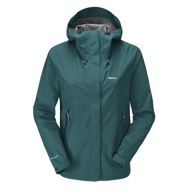 Vapour Trail Jacket - Lightweight, packable waterproof jacket.