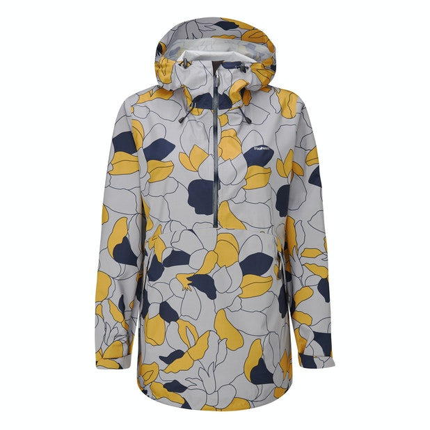 Cloudcover Overhead - Stylish waterproof jacket with hood.