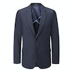 Viewing Journey Blazer - Ultra-crease resistant, technical travel suit jacket.