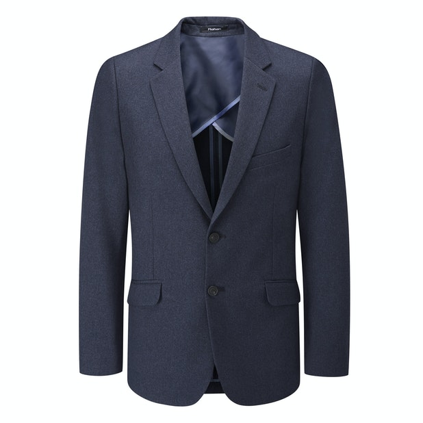 Journey Blazer - Ultra-crease resistant, technical travel suit jacket.