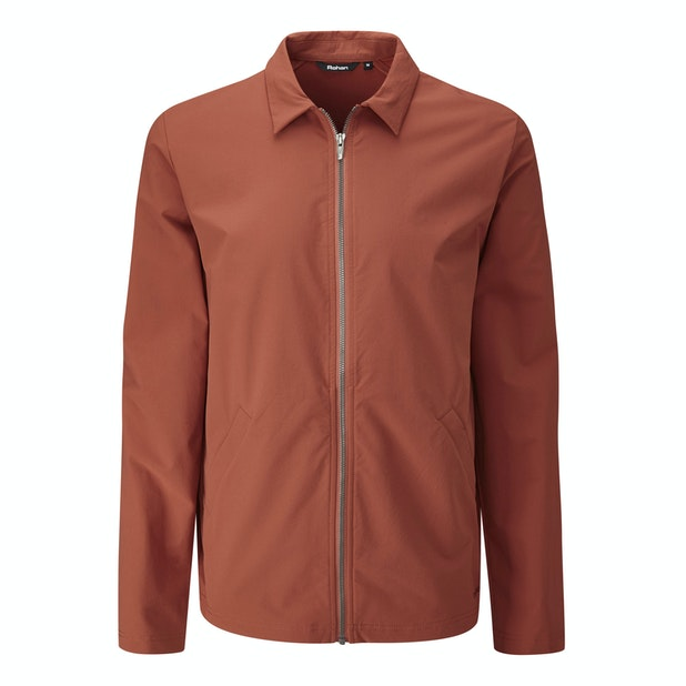 District Jacket - Lightweight travel jacket.