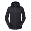 Viewing Troggings Jacket  - Warm, water-repellent stretch softshell for active outdoor use.