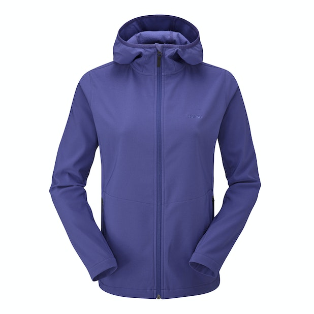 Troggings Jacket  - Softshell with stretch for active outdoor use.