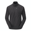 View Microgrid Stowaway Zip - Charred Black