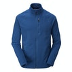 View Microgrid Stowaway Jacket - Pacific Blue