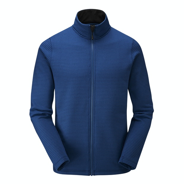 "Ambient Jacket - <a href=""/mens-Voucher-Book-Offers "" class=""hide-us"" style=""color:#7A1E21;font-weight:bold"">Men's New Season Offers available - click here*</a><span class=""hide-uk"">Versatile, technical fleece.</span>"