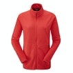 View Microrib Stowaway Jacket  - Horizon Red