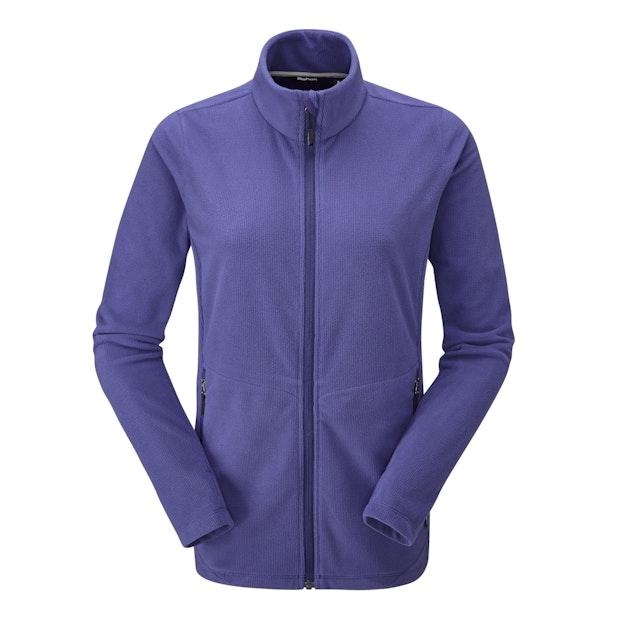 Microrib Stowaway Jacket  - Lightweight and versatile insulating fleece jacket.