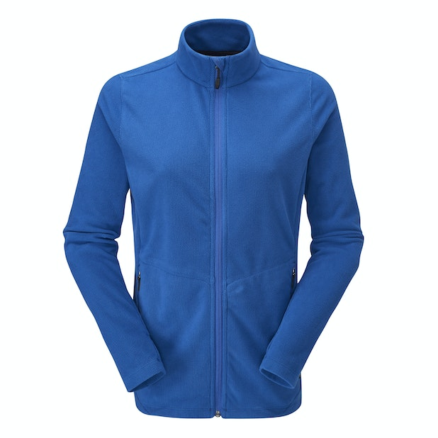 Microrib Stowaway Jacket  - Multi-purpose, technical mid-layer fleece.