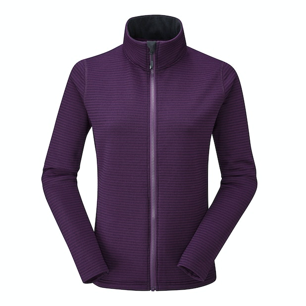 """Ambient Jacket  - <a href=""""/womens-Voucher-Book-Offers """" class=""""hide-us"""" style=""""color:#7A1E21;font-weight:bold"""">Women's New Season Offers available - click here*</a><span class=""""hide-uk"""">Versatile, technical fleece.</span>"""