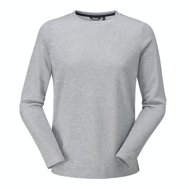 Freya Crew - Crew neck fleece sweater.