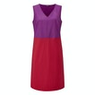 View Springback Dress - Fuschia/Canna Red