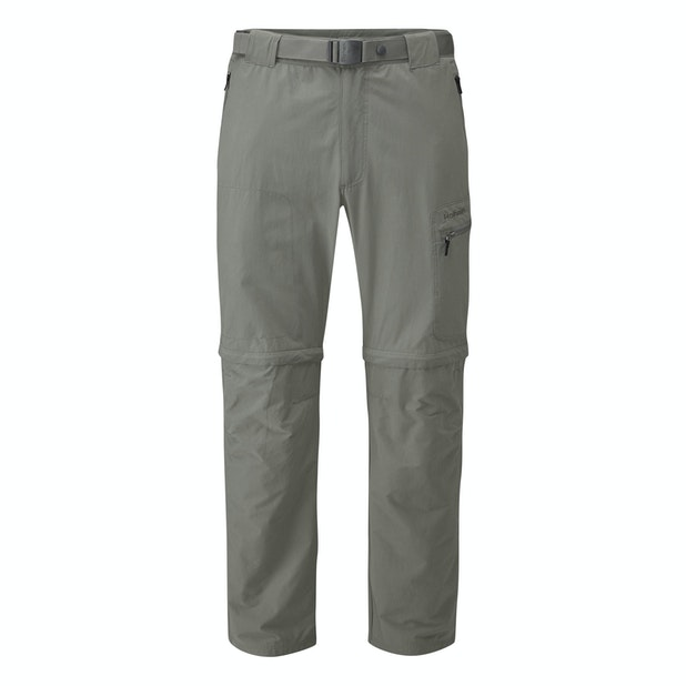 Trailblazer Convertible - Insect repellent, convertible, stretch trekking trousers.