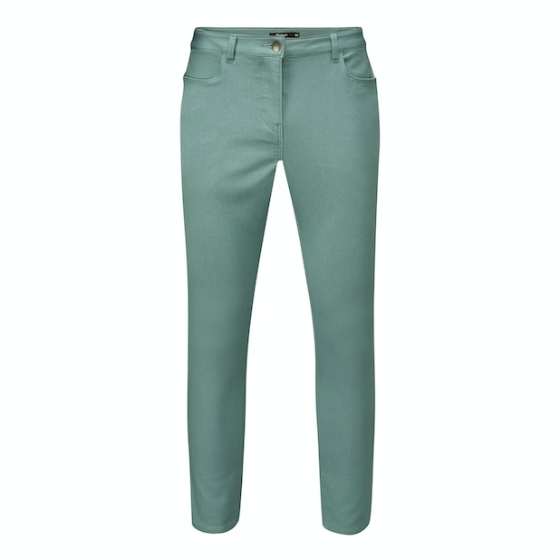 Venture Cropped Jeans - Stretchy jeans for everyday and travel.