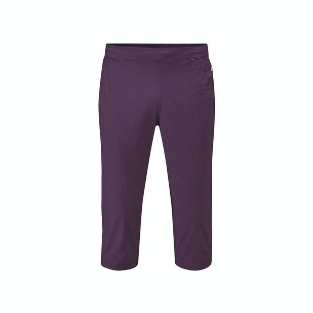 Swift Capris - Technical, high-stretch, active capris.