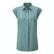Viewing Leeway Shirt - Smart, practical sleeveless shirt.