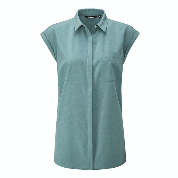 Leeway Shirt - Smart, practical sleeveless shirt.