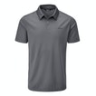 Viewing Core Silver Polo - Moisture-wicking, anti-bacterial performance polo.