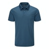 Men's Core Silver Polo - Alternative View 2