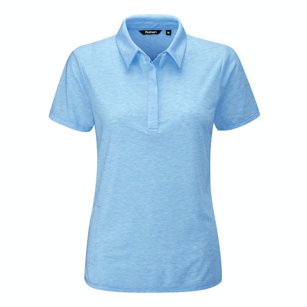 Serene Polo - Lightweight, super-soft polo made for everyday comfort.