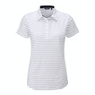 View Stria Polo - White Stripe