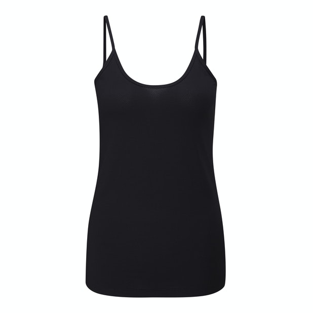 Alpha Silver Camisole - Lightweight, technical camisole.