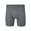 Men's Alpha Silver Boxers - Alternative View 1