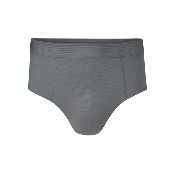 Alpha Silver Briefs - Ultimate base layer briefs for active outdoor use.