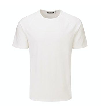 Lightweight, short-sleeved technical base layer.