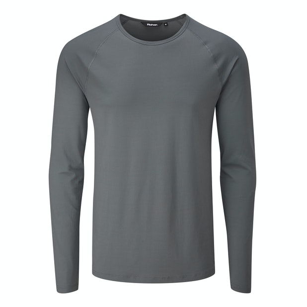 Alpha Silver T - Lightweight, long-sleeved technical base layer.