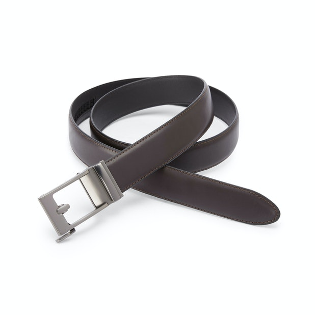 Journey Belt  - Clever ratchet belt system for true one-size-fits-all fit.
