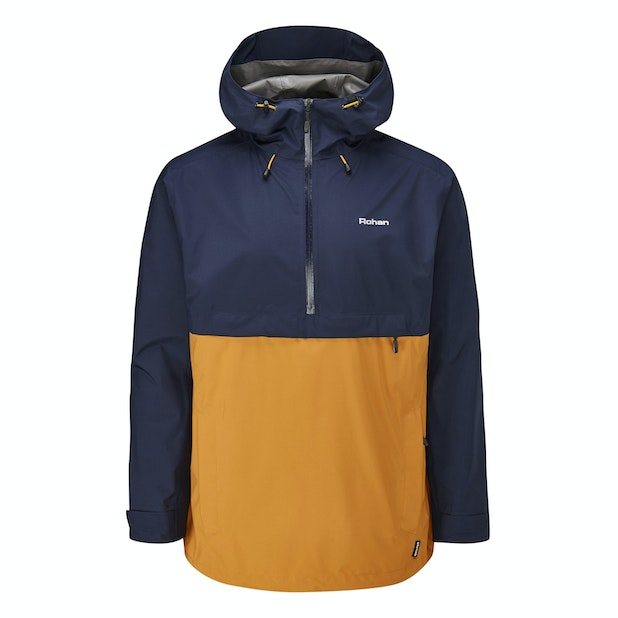 Cloudcover Overhead  - Waterproof, breathable hooded jacket.