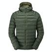 Viewing Stratus Jacket - Cold-weather jacket with innovative insulation.