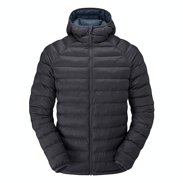 Stratus Jacket - Cold-weather jacket with innovative insulation.