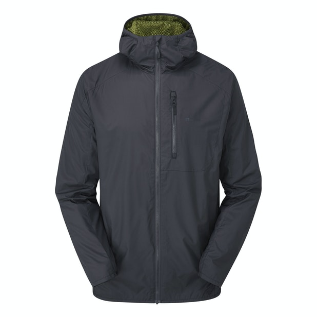 Mistral Jacket  - Insulating, water-resistant jacket with ultra-soft lining.