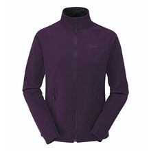 Active wear, cold-weather mid-layer with stretch.
