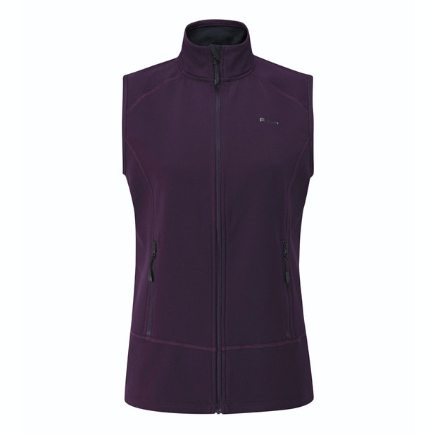 Fellside Vest  - Active wear, cold-weather vest with stretch.