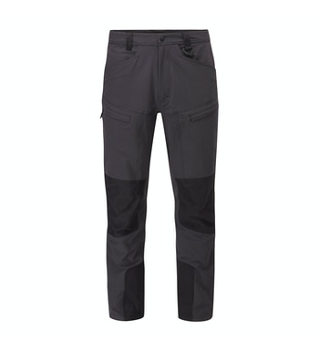 The definitive choice in winter hiking trousers.